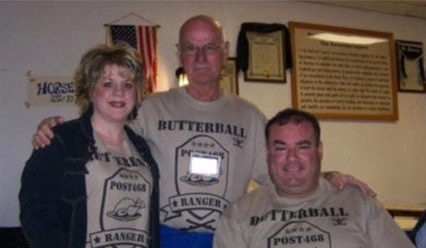 Post 468 Butterball Rangers T-Shirt Photo