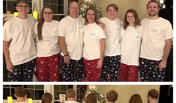 It's A Doggert Family Christmas!  T-Shirt Photo