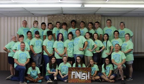 First Baptist Edgewood Student Camp 2018   Falls Creek T-Shirt Photo