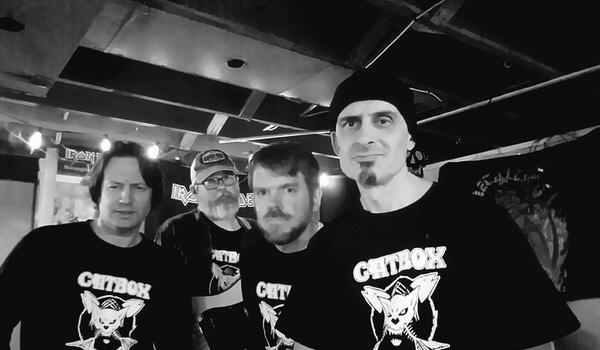 Catbox T-Shirt Photo