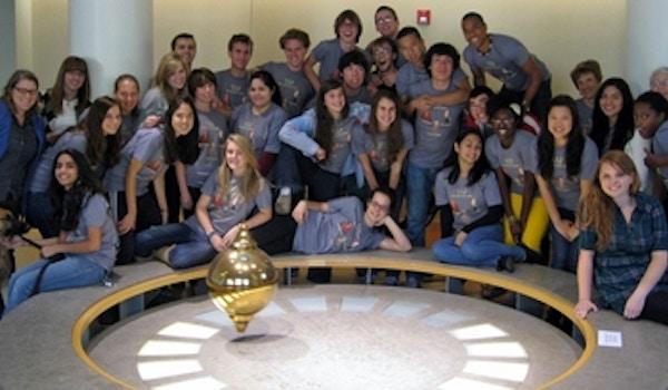 California Environmental Semester Fall 2009 T-Shirt Photo