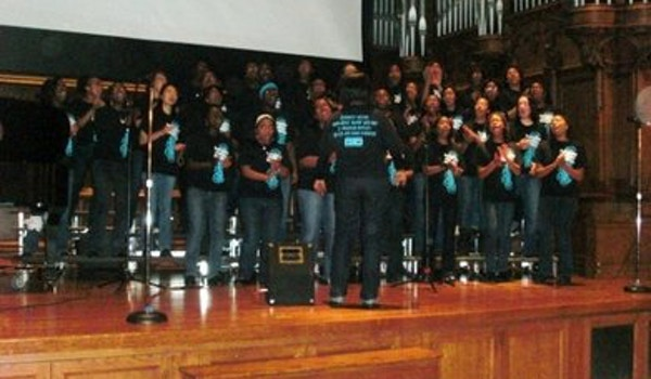 Visions Gospel Choir T-Shirt Photo
