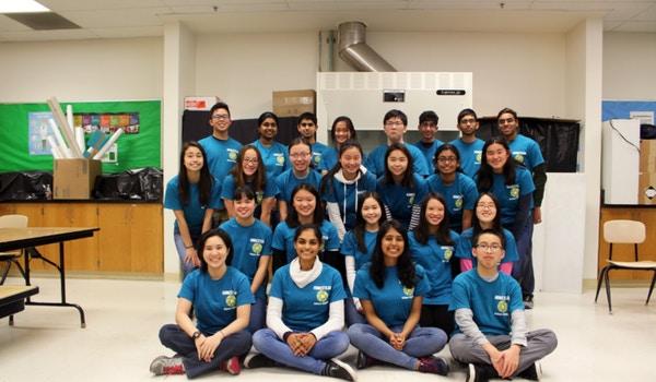 Homestead's Science Olympians T-Shirt Photo