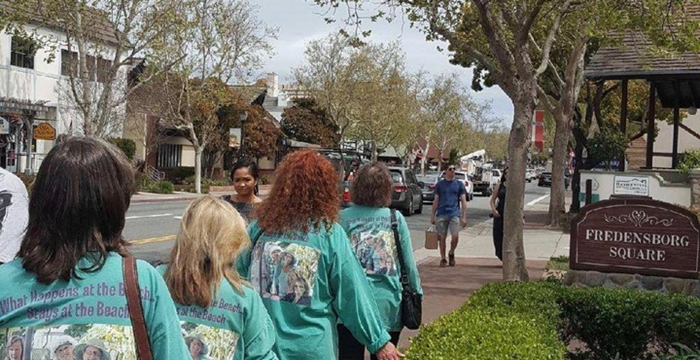 Girls Getaway T-Shirt Photo