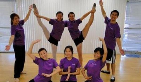 Dance Class Teens T-Shirt Photo