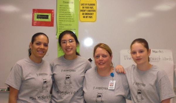 Class 08 09 Liberty Middle T-Shirt Photo