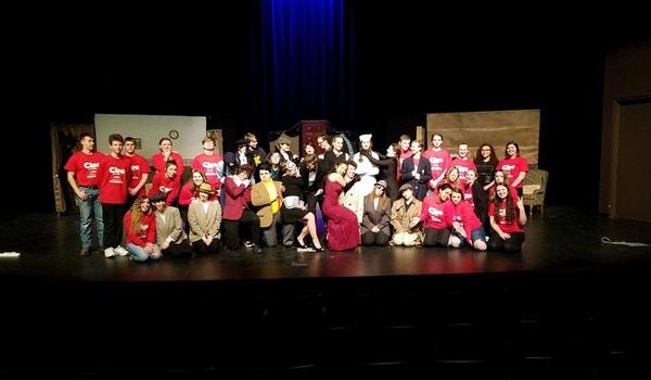Cast & Crew Of Clue T-Shirt Photo