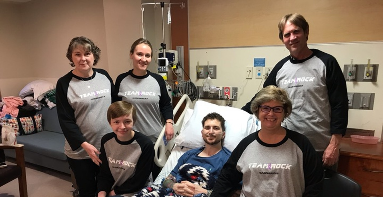 #Teamrock T-Shirt Photo