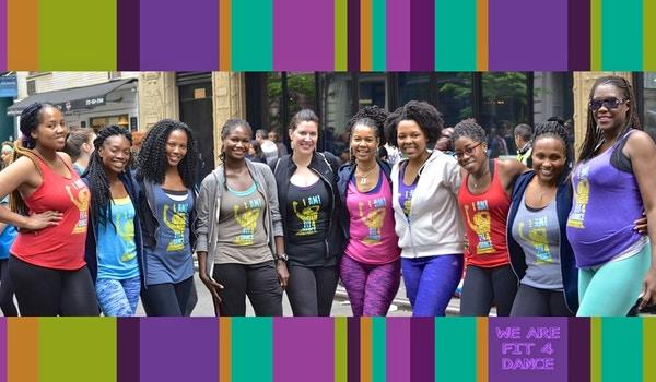 Fit4 Dance Dance Parade T-Shirt Photo