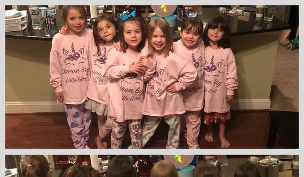 Slumber Party Success!! T-Shirt Photo