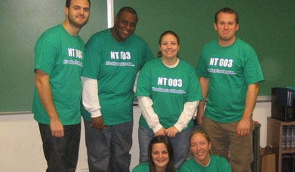 Green Team T-Shirt Photo