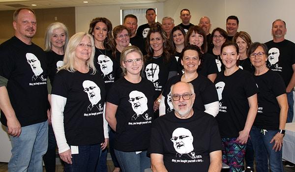 Mpr's Staff Retreat T-Shirt Photo