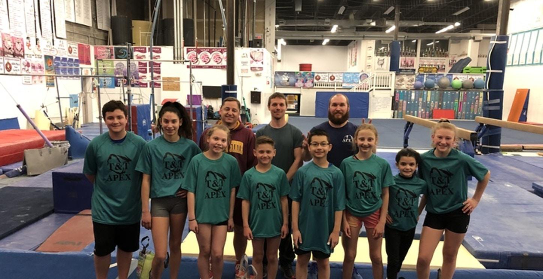 Apex T&T Team T-Shirt Photo