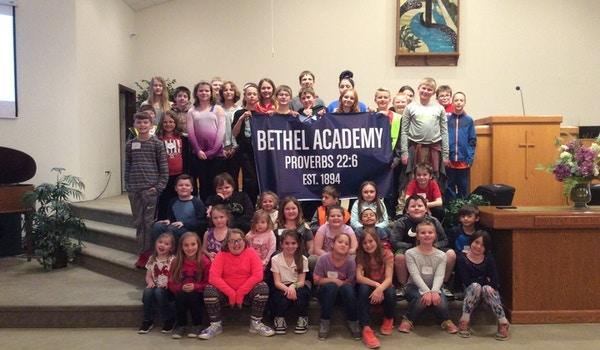 Bethel Academy Kids T-Shirt Photo