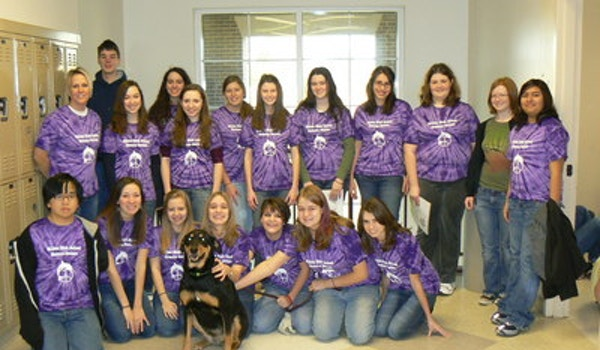 Humane Society Club T-Shirt Photo