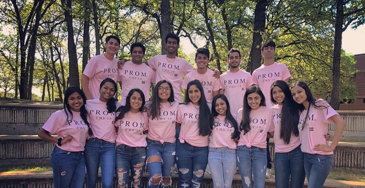 Coppell Prom 2019! T-Shirt Photo
