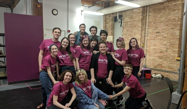 Fabulous Cast, Crew And Author Of W Wtm D T-Shirt Photo