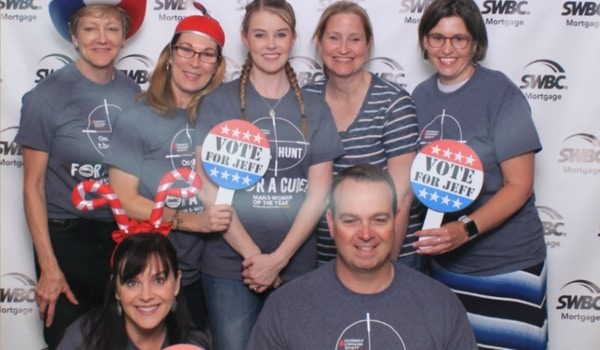 Lls Man Of The Year Campaign Team Photo T-Shirt Photo