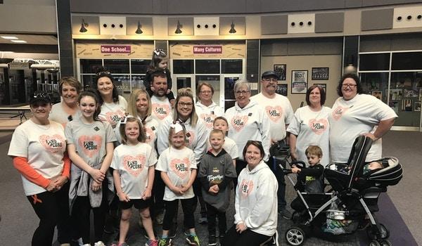 2019 Ms Walk T-Shirt Photo