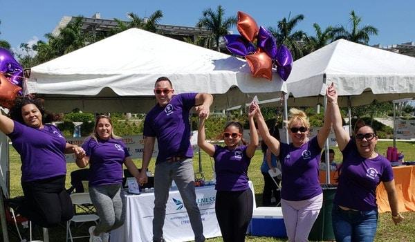 Crohn's & Colitis Foundation Take Steps Walk 2019 T-Shirt Photo