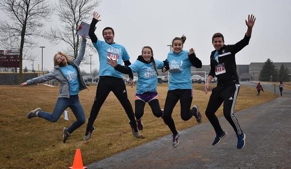 Run For Lives 2019 T-Shirt Photo