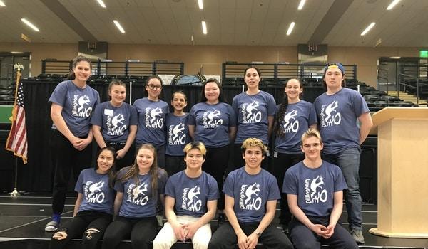 Dillingham Native Youth Olympics Team T-Shirt Photo