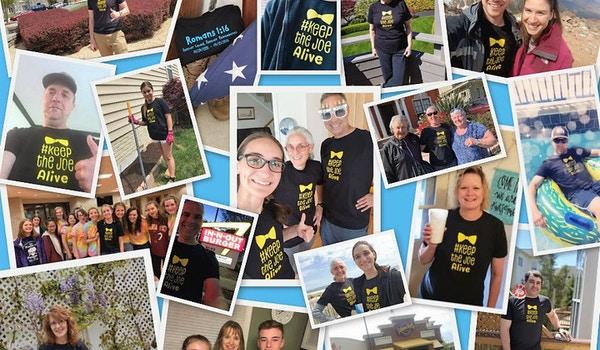 #Keep The Joe Alive  T-Shirt Photo