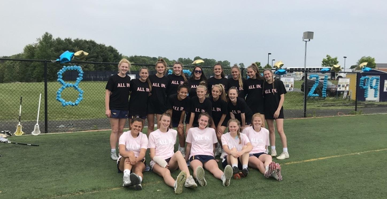 Highland Girls Lacrosse T-Shirt Photo