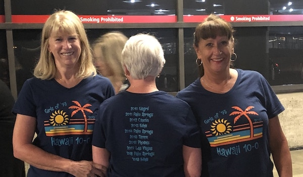Girls Of '73 T-Shirt Photo