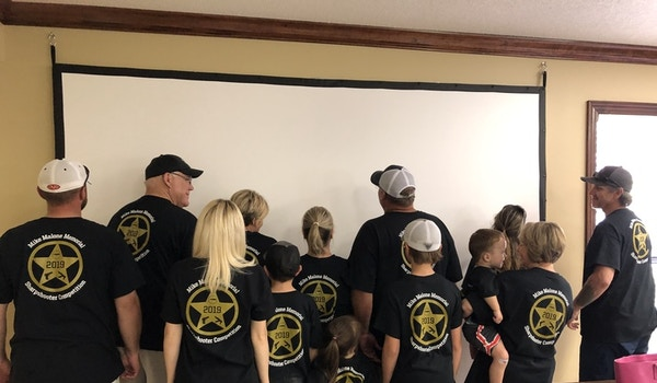 """""""Shooting For A Cause"""" T-Shirt Photo"""