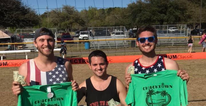 Chucktown Tournament Winners T-Shirt Photo