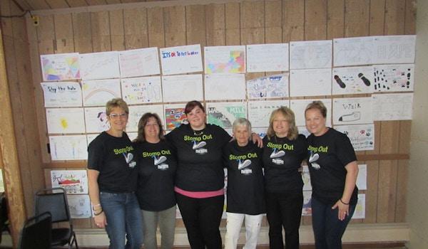 Stomp Out Stigma T-Shirt Photo