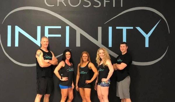 Crossfit Infinity Coaching Staff T-Shirt Photo