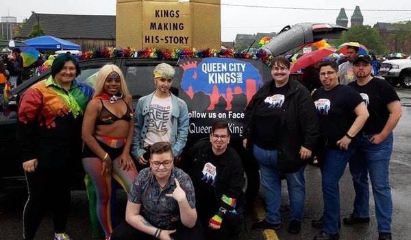Buffalo Pride 2019 T-Shirt Photo