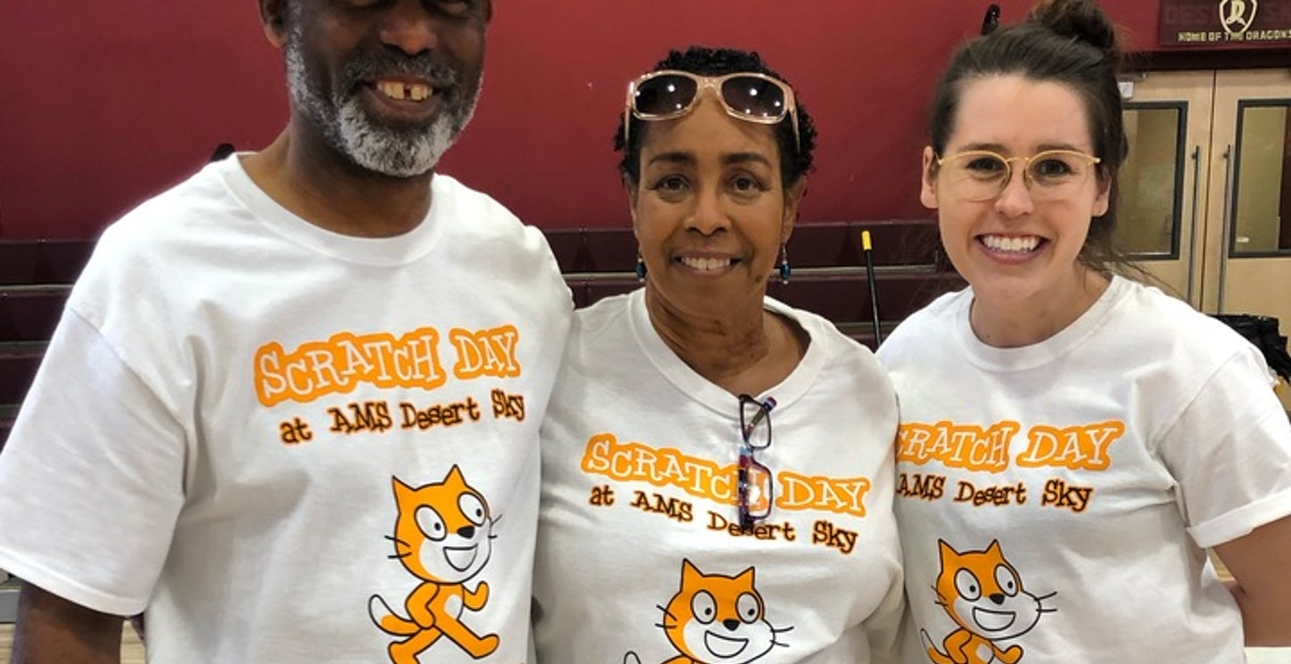 Ams Scratch Day T-Shirt Photo