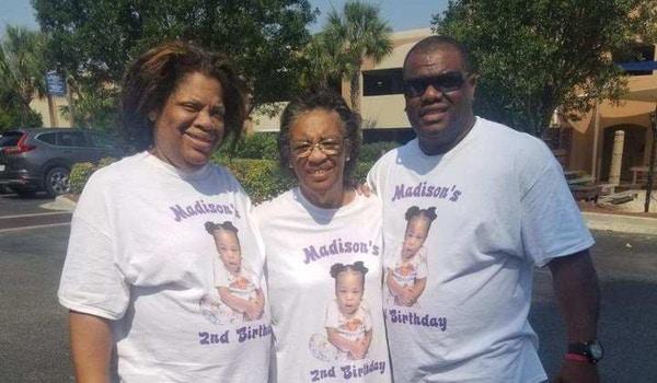 Madison 2 Bd T-Shirt Photo