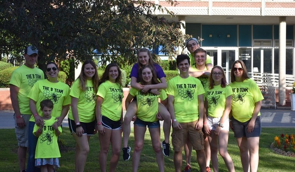 The B Team @Rfl T-Shirt Photo