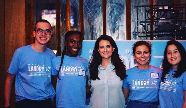 Campaign Kickoff T-Shirt Photo