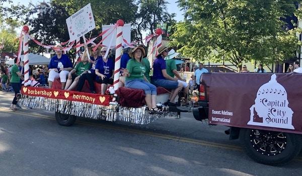 Emmett Cherry Festival Parade T-Shirt Photo