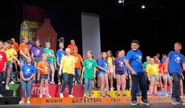 Center Stage 2019   School House Rock Live! Jr T-Shirt Photo