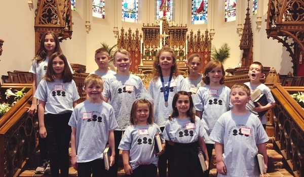 Cantate Choral Academy T-Shirt Photo
