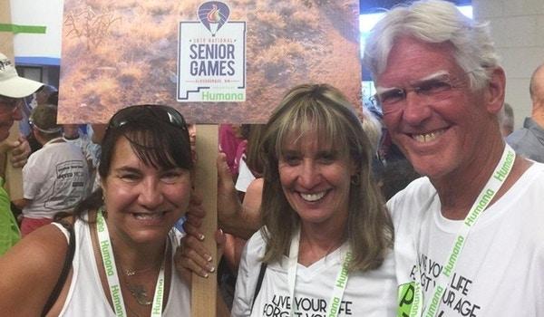 Delaware At National Senior Games  T-Shirt Photo