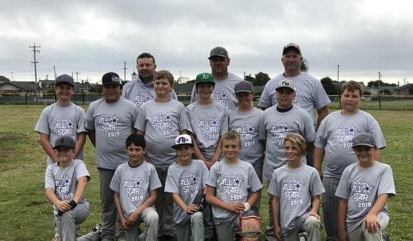 Fort Bragg All Stars  T-Shirt Photo