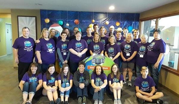 Vbs Week Staff Photo T-Shirt Photo