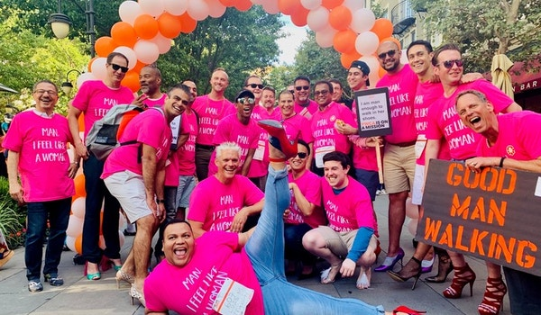 Ywca Walk A Mile In Her Shoes 2019 T-Shirt Photo