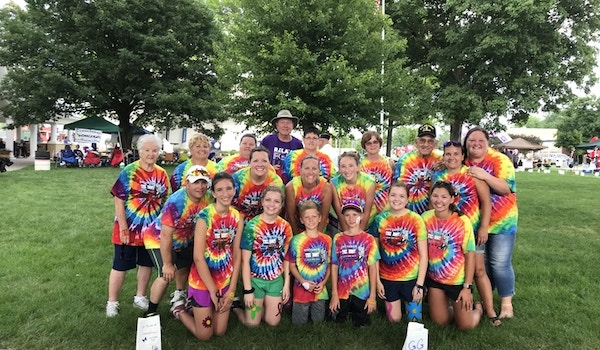 Relay For Life Mercer County T-Shirt Photo