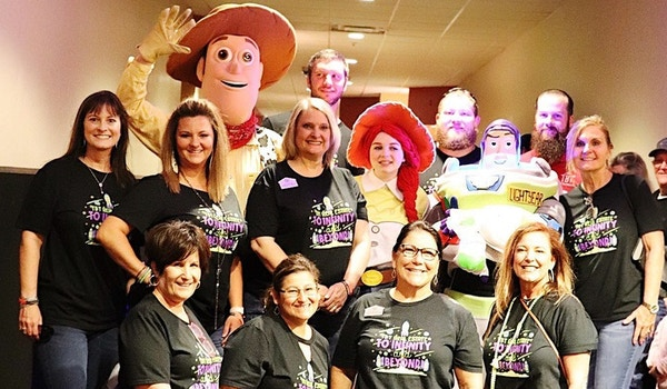 Tbt Real Estate Goes To Infinity And Beyond For Our Clients T-Shirt Photo