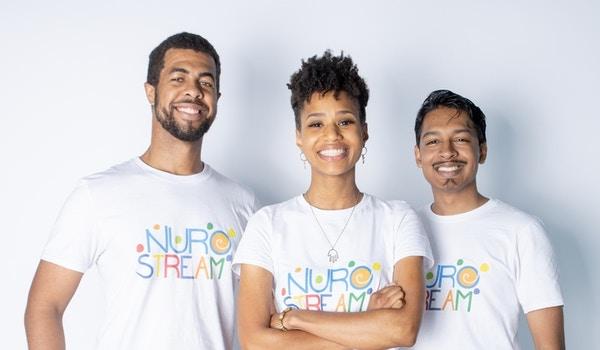 The Nuro Stream Team's First Group Photo T-Shirt Photo