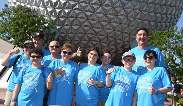 Family Disney Vacation  T-Shirt Photo