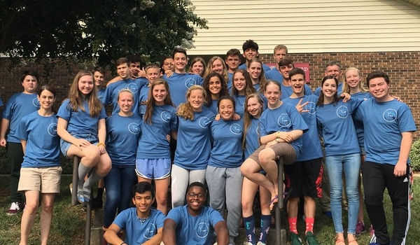 Serving Our Community T-Shirt Photo